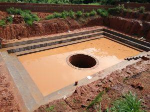 Rain Water Harvesting Project by Surabhivana