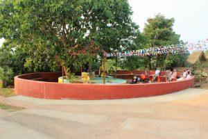 Bhajan Mandir - Devraha Baba Manch