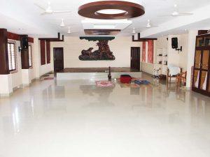 Music Hall in Ashram
