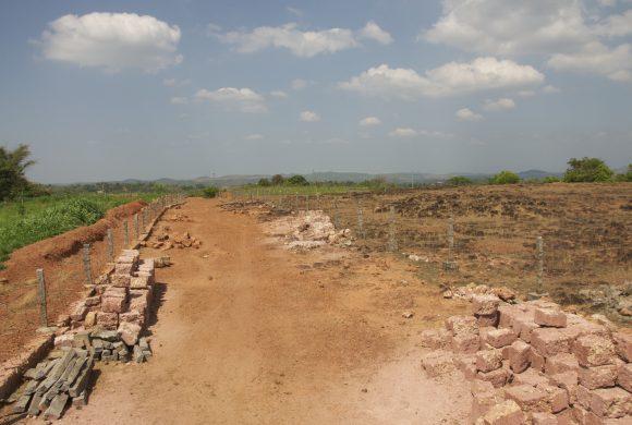 Barren Land at Gomala, Surabhivana