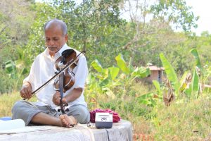 Guruji explains music of brahman