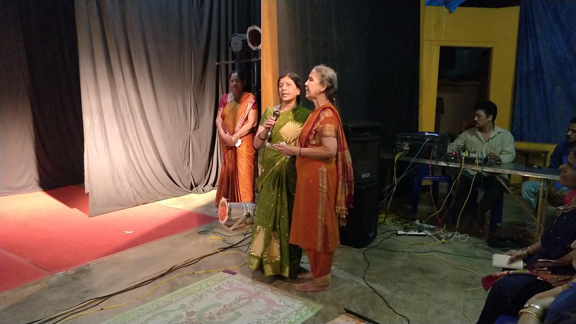 Vishwa Mata Gou Mata Dance Drama Cow Protection Awareness